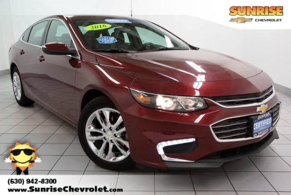 2016 Chevrolet Malibu in Glendale Heights, IL
