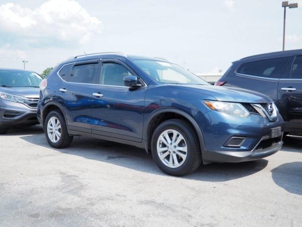 2016 Nissan Rogue in Havelock, NC