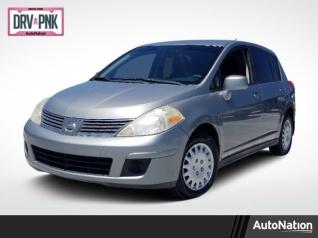 2007 nissan versa 1 8 s hatchback auto for sale in pembroke pines, fl