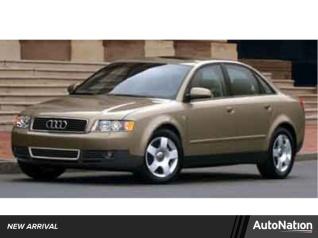 2002 Audi A4 Sedan 1 8t Quattro Manual For In Pembroke Pines Fl