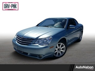 2008 Chrysler Sebring Touring Convertible Fwd For In Pembroke Pines Fl