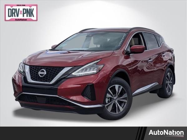 2020 Nissan Murano in Pembroke Pines, FL