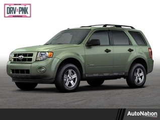 2009 ford escape hybrid limited 4wd