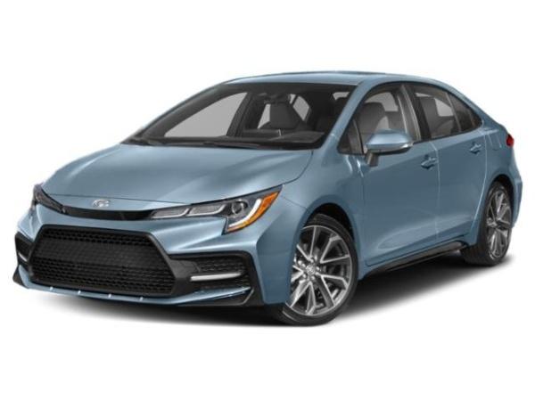 2020 Toyota Corolla in Fairfax, VA