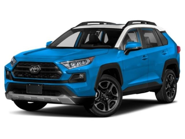 2019 Toyota RAV4 in Fairfax, VA