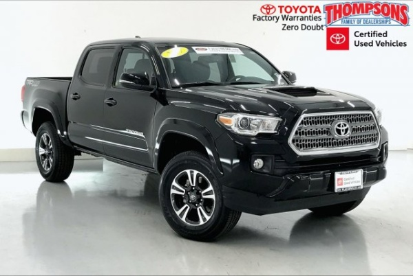 Thompson Toyota Placerville >> Thompson S Toyota In Placerville Ca Iseecars Com