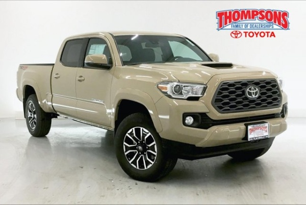 2020 Toyota Tacoma in Placerville, CA