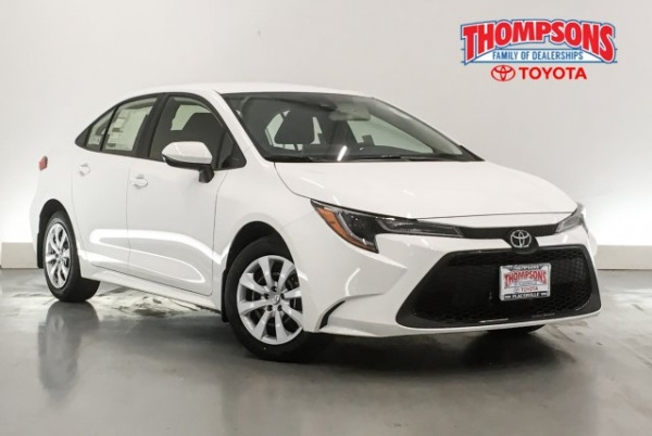 2020 Toyota Corolla in Placerville, CA