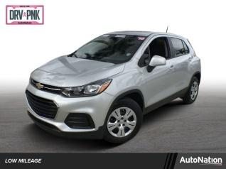 Chevrolet Trax Ls Fwd For Sale In Davie Fl