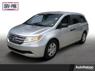 Used 2011 Honda Odyssey LX For Sale In Davie, FL