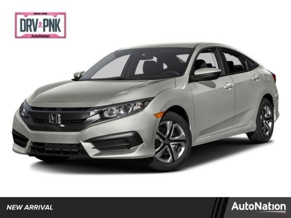 2016 Honda Civic in Davie, FL