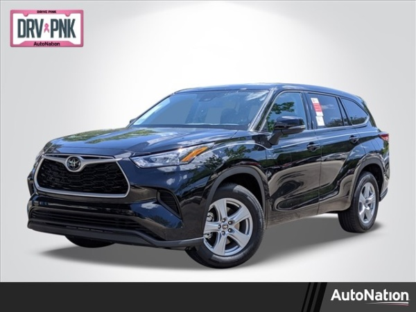 2020 Toyota Highlander in Davie, FL