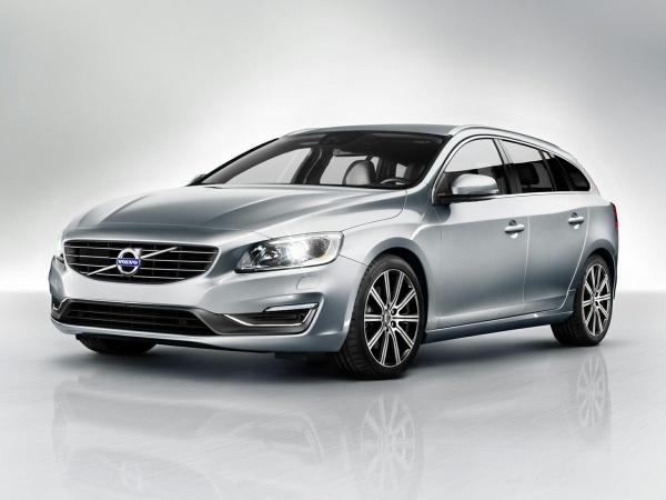 2016 Volvo V60 T5 Drive-E Platinum