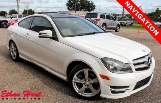 Used 2013 Mercedes Benz C Class 250 Coupe RWD For Sale In Mobile