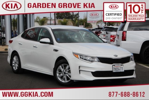 2016 Kia Optima in Garden Grove, CA