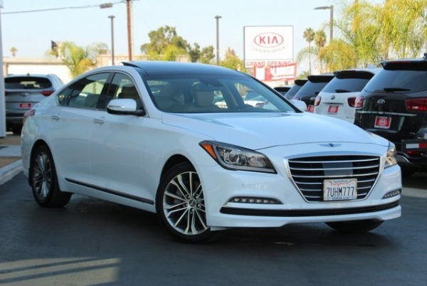2016 Hyundai Genesis in Garden Grove, CA
