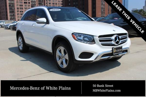 2018 Mercedes Benz GLC In White Plains, NY