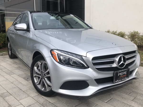2017 Mercedes-Benz C-Class in White Plains, NY
