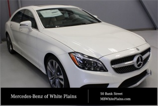 2017 Mercedes Benz Cls 550 4matic For In White Plains Ny