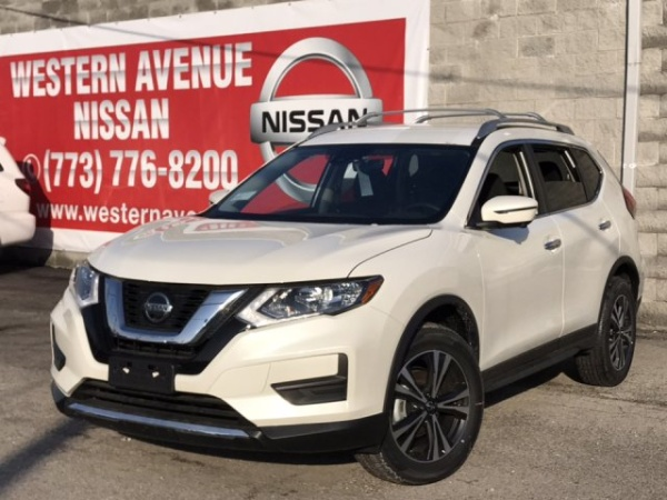 2020 Nissan Rogue in Chicago, IL