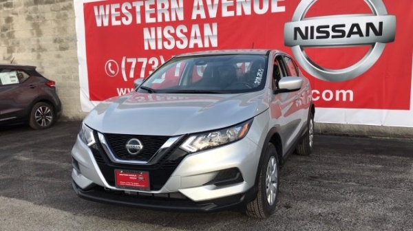 2020 Nissan Rogue Sport in Chicago, IL