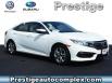 2016 Honda Civic LX Sedan CVT for Sale in Turnersville, NJ