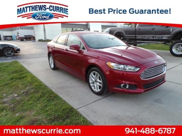 2014 Ford Fusion in Nokomis, FL