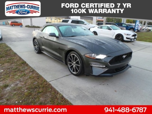 2019 Ford Mustang in Nokomis, FL