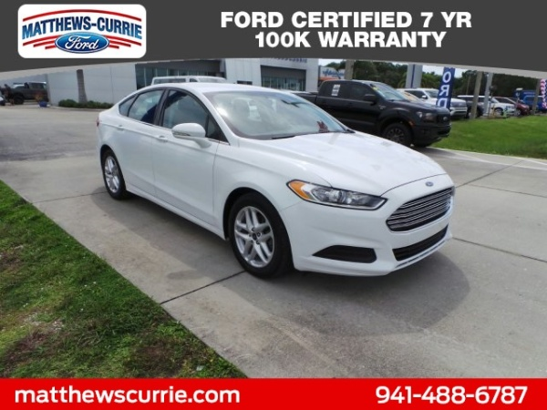 2016 Ford Fusion in Nokomis, FL