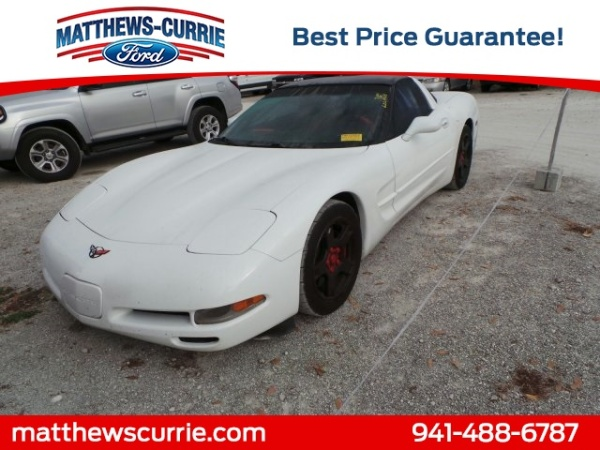 1997 Chevrolet Corvette in Nokomis, FL