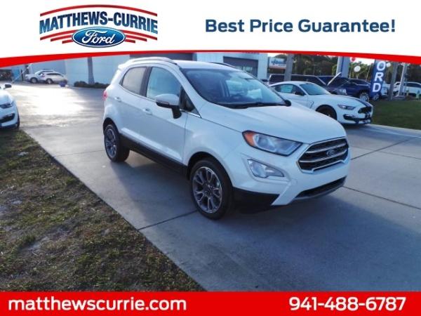 2020 Ford EcoSport in Nokomis, FL