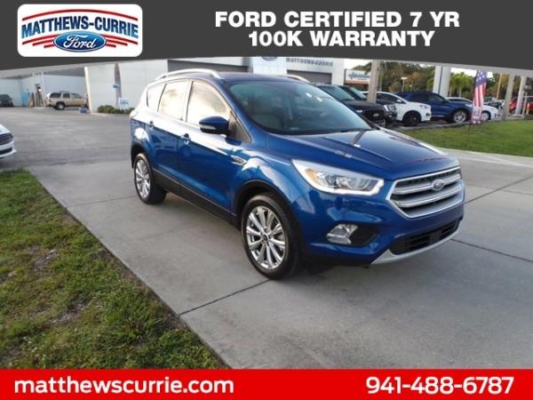 2017 Ford Escape in Nokomis, FL
