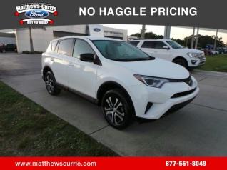Used 2018 Toyota RAV4 LE FWD For Sale In Nokomis, FL
