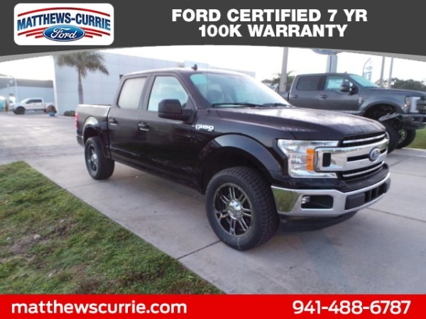 2019 Ford F-150 in Nokomis, FL