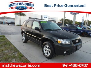 2007 Ford Escape Xlt V6 Automatic 4wd For In Nokomis Fl