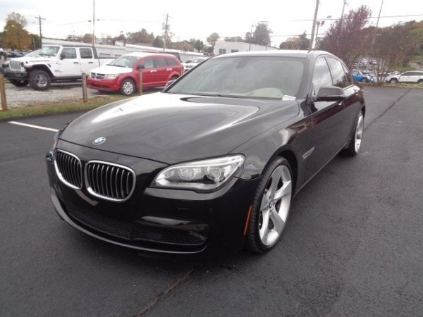 2013 BMW 7 Series in Lenoir City, TN
