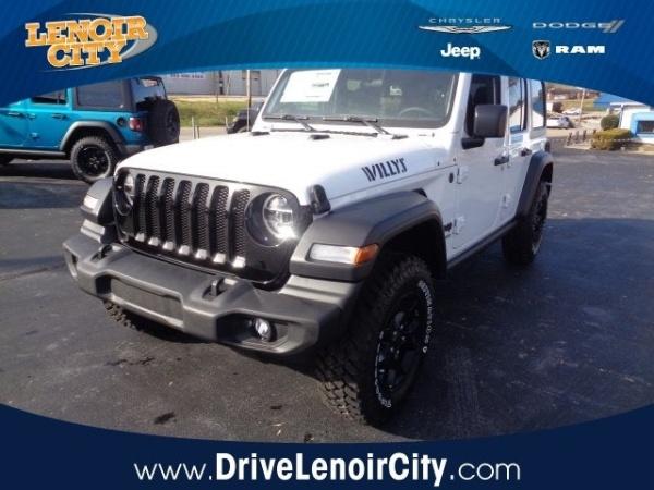 2020 Jeep Wrangler in Lenoir City, TN