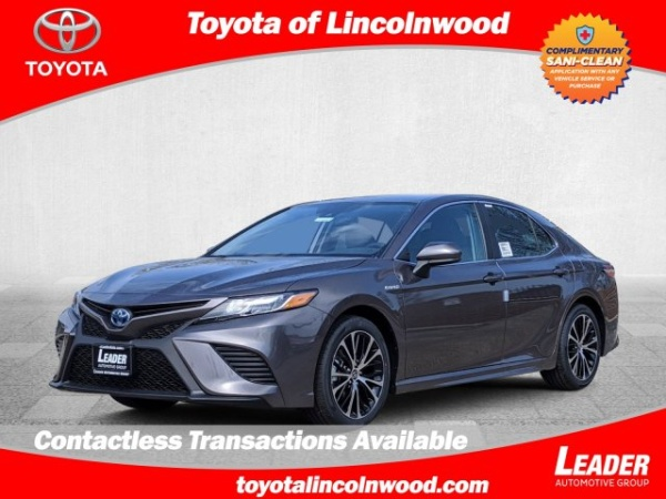 2020 Toyota Camry in Lincolnwood, IL