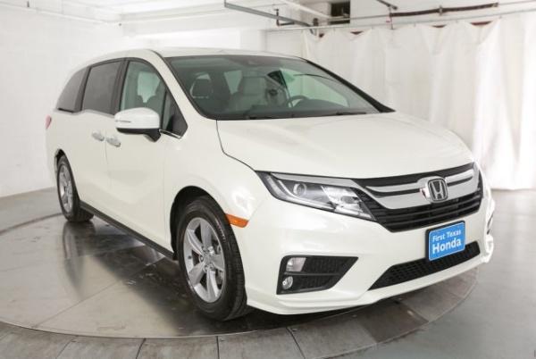 2020 Honda Odyssey in Austin, TX