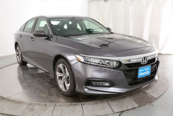 2019 Honda Accord EX 1.5T