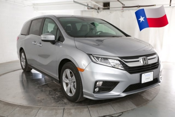 2019 Honda Odyssey in Austin, TX
