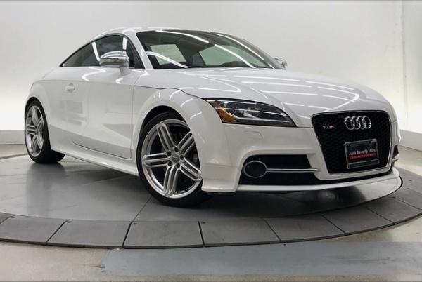 2011 Audi TTS 2.0T quattro Prestige