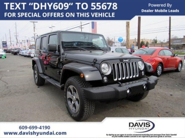 2017 Jeep Wrangler in Ewing, NJ