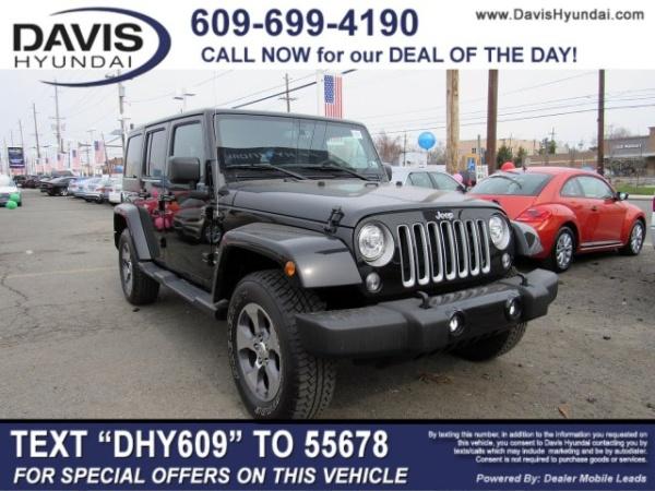 2017 Jeep Wrangler in Ewing, NJ