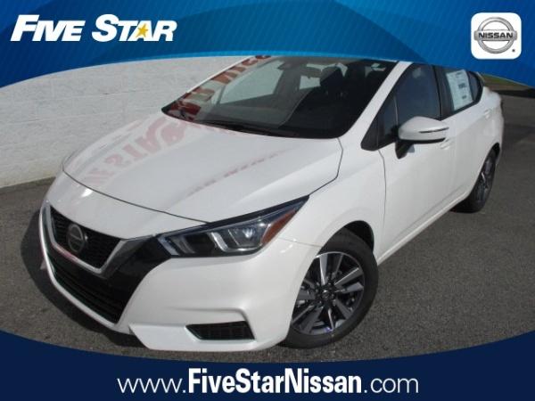 2020 Nissan Versa in Warner Robins, GA