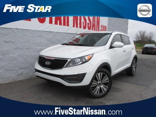 2016 Kia Sportage in Warner Robins, GA