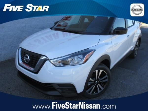 2019 Nissan Kicks in Warner Robins, GA