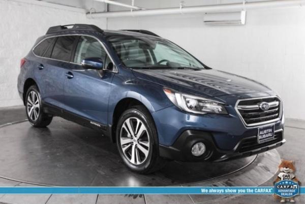 2019 Subaru Outback 2.5i Limited