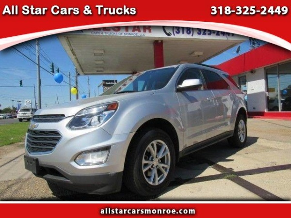 2016 Chevrolet Equinox in Monroe, LA