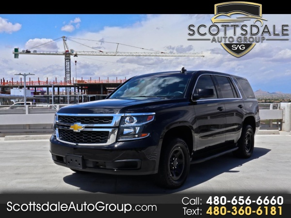 Used Chevrolet Tahoe Police For Sale 68 Cars From 6 800